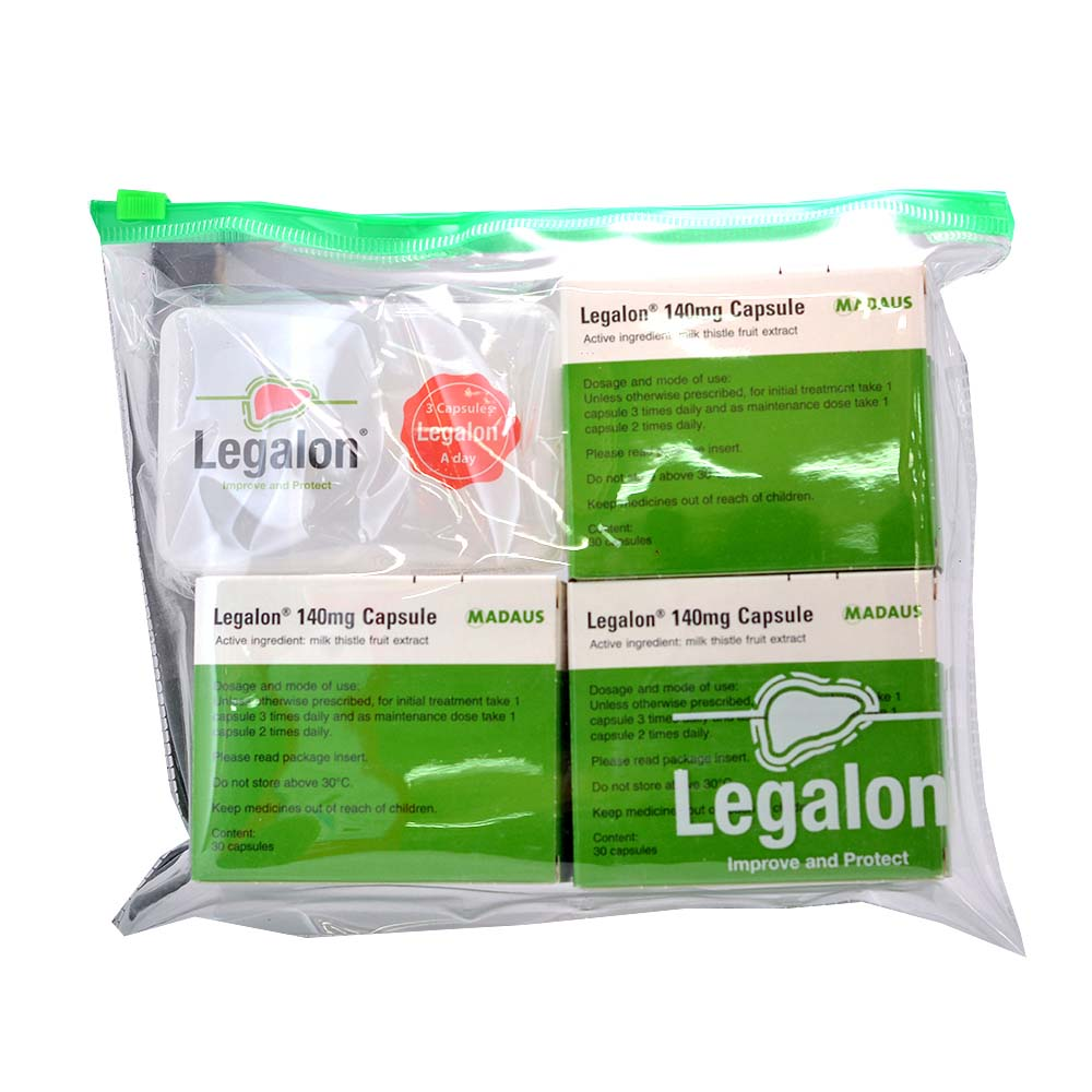 Legalon 140: instructions for use