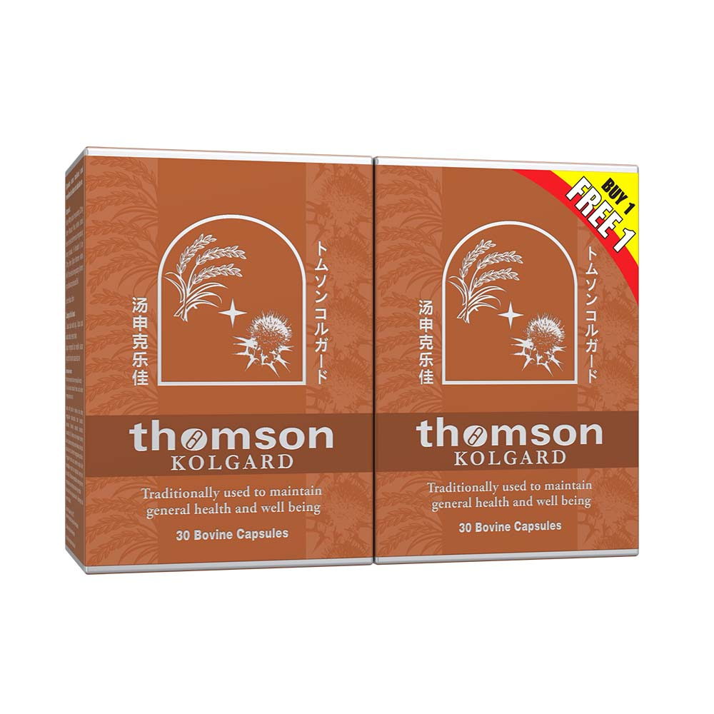 Thomson Kolgard 2 x 30s (Buy 1 Free 1)