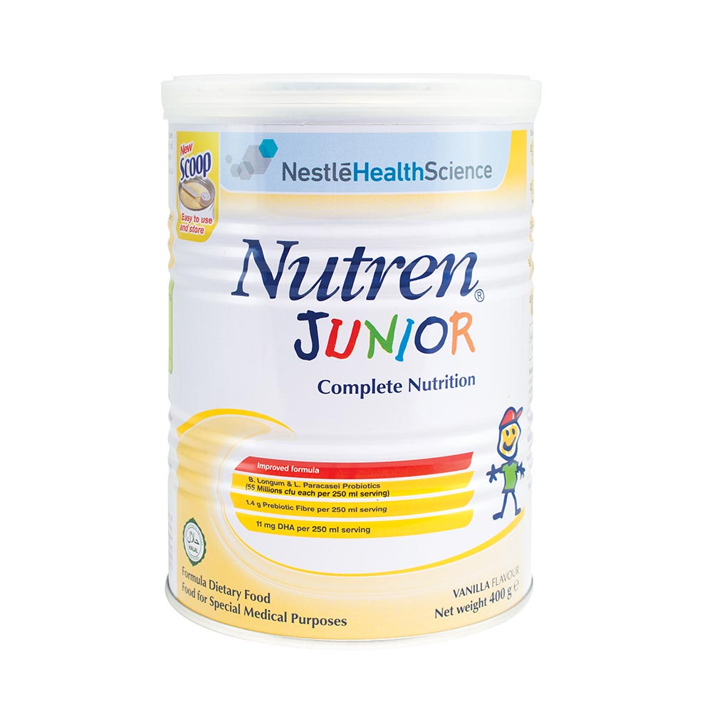 Product Listing Nutren Diabetes Official Stores Junior 400g